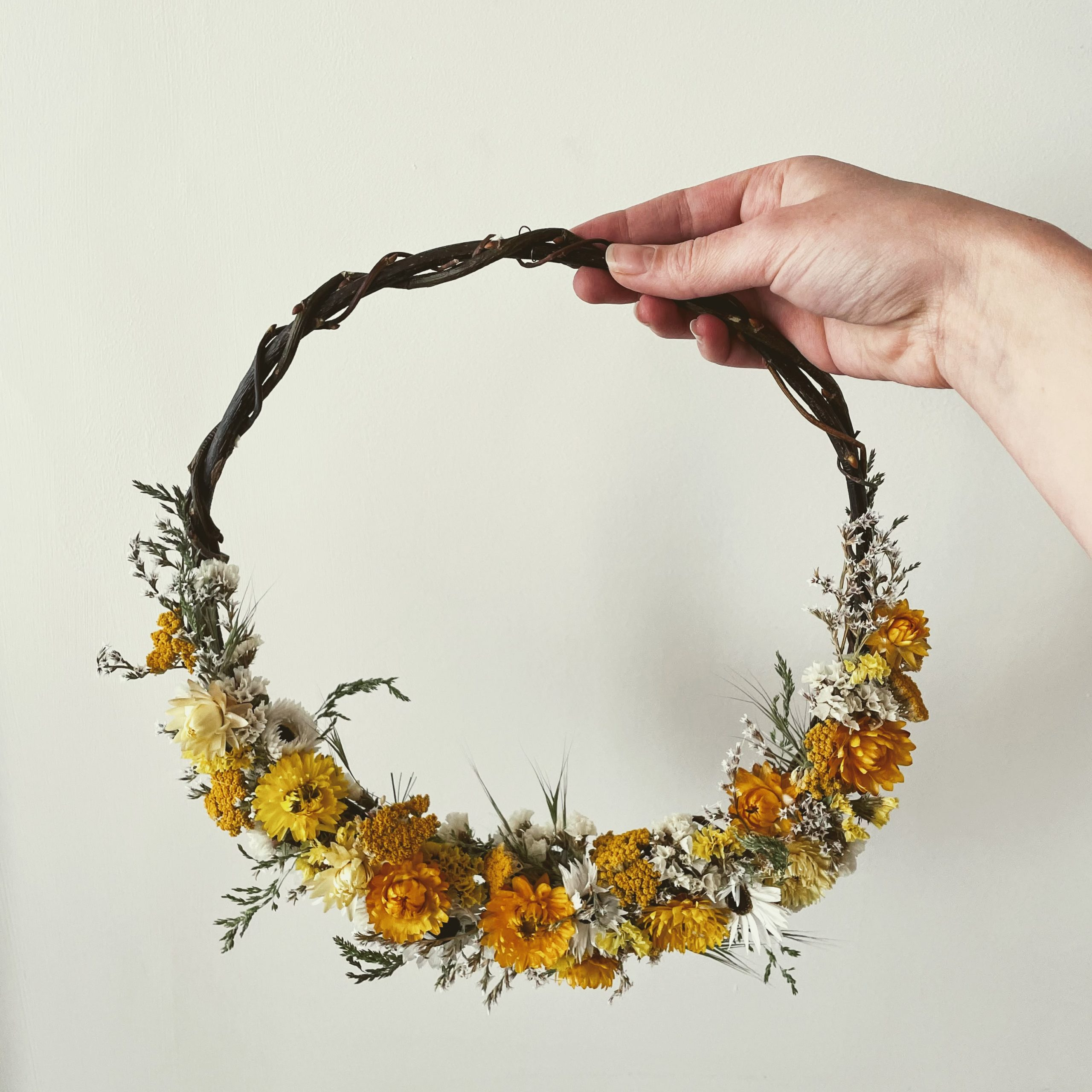 fleurs séchées france